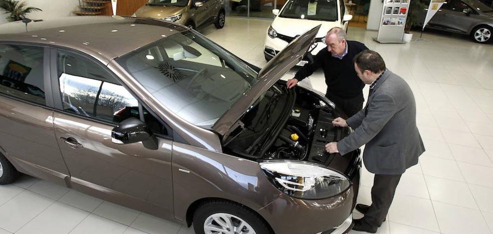 Las ventas de coches usados crecen un 4,5% en octubre en la Región