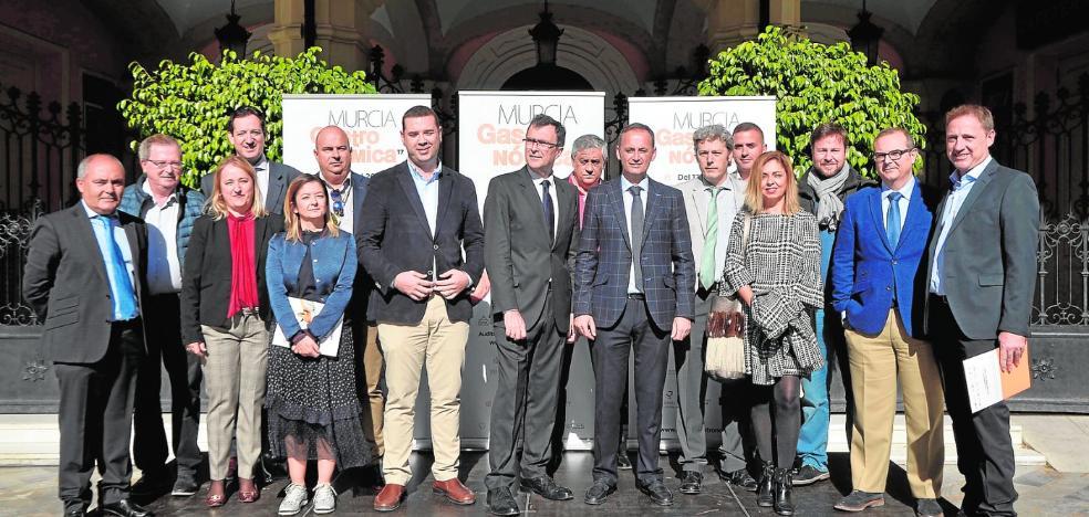Murcia Gastronómica mira de frente a los fogones más personales y de autor