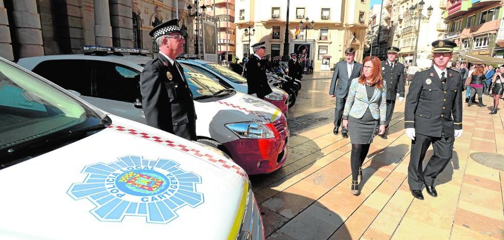 Las oposiciones para cubrir 19 plazas de policía local saldrán la semana que viene