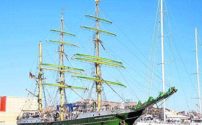 Un buque con raíces en el siglo pasado