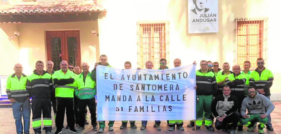 La plantilla de Arimesa acusa a la alcaldesa de buscar su cierre pese a tramitarse aún la licencia