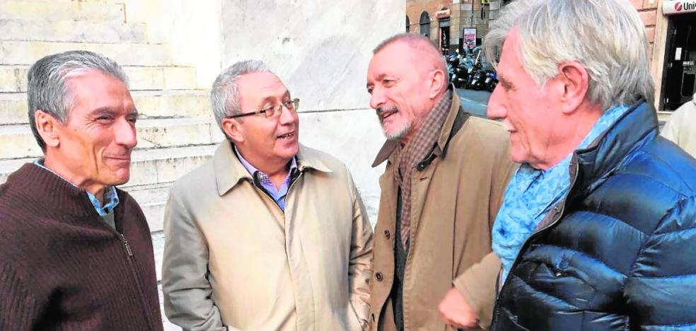 «Yo mismo he sido alguna vez Falcó», reconoce Pérez-Reverte