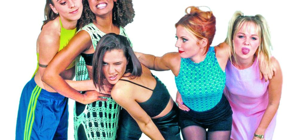 Vuelve el picante de las 'Spice Girls'