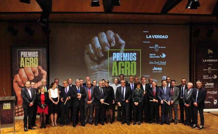 Premios Agro, distinciones con sabor a excelencia