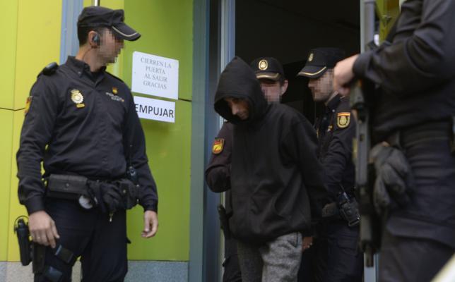 El juez envía a prisión a 'Los Gasolina' implicados en el tiroteo de Las Seiscientas
