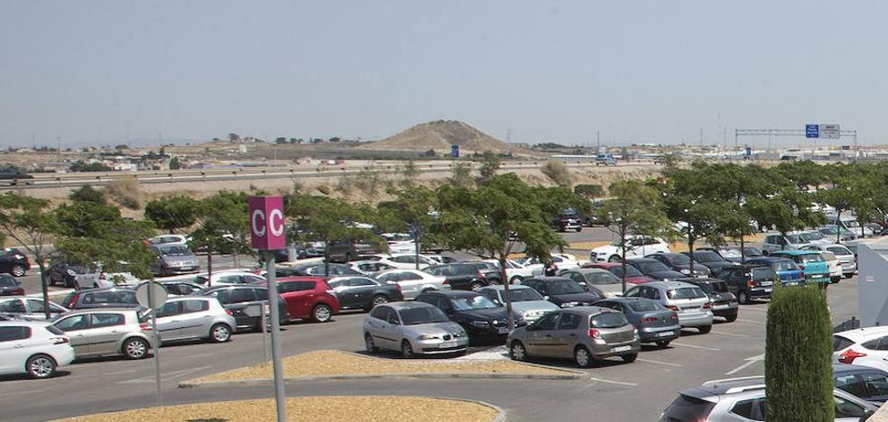 El Hospital Santa Lucía tendrá un parking gratuito con 70 plazas