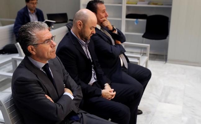 Granados se queja de que Marjaliza no esté acusado en el primer juicio de 'Púnica'