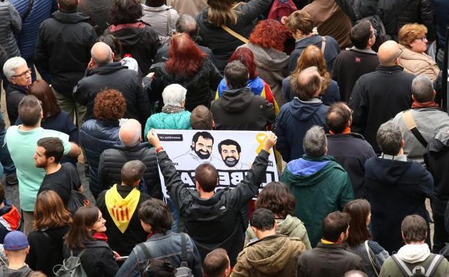 Jordi Cuixart renuncia a concurrir en las elecciones del 21-D