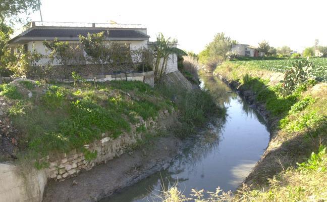 Piden a la CHS un caudal ecológico para las acequias de la Huerta de Murcia