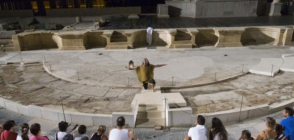 El Teatro Romano mejorará sus visitas con realidad virtual