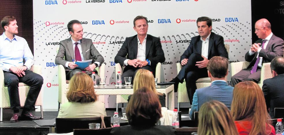«La transformación digital no cesa»
