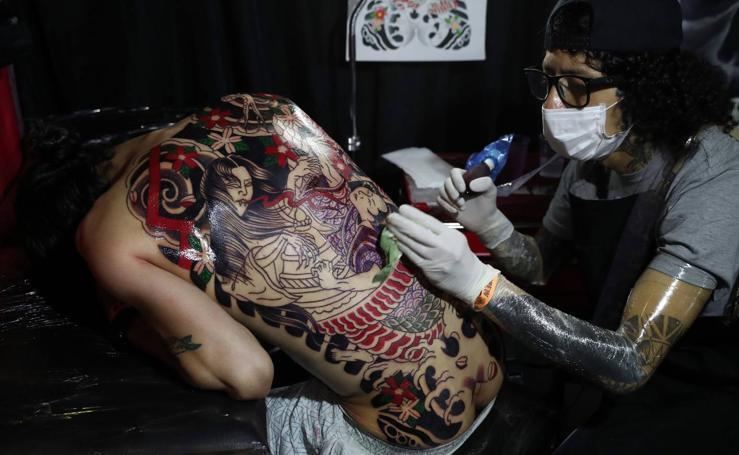 Arte a flor de piel