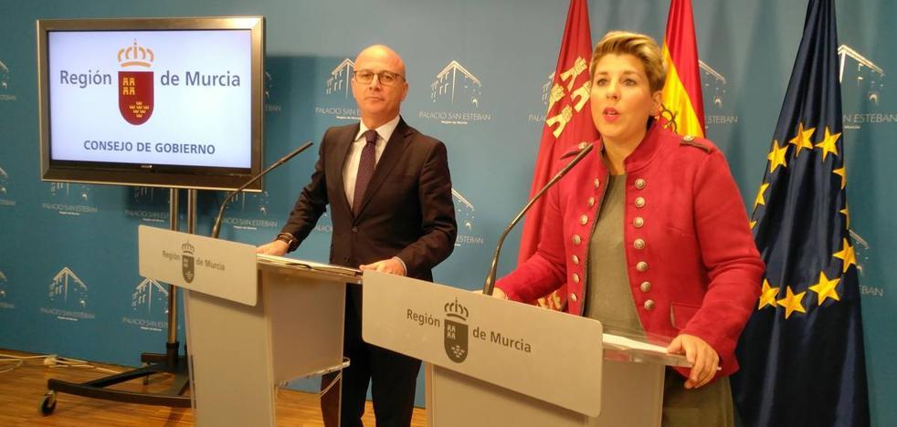 López Miras trasladará la situación de emergencia hídrica a Rajoy en la reunión de mañana