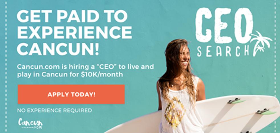Una empresa paga 8.500 euros al mes por vivir en Cancún