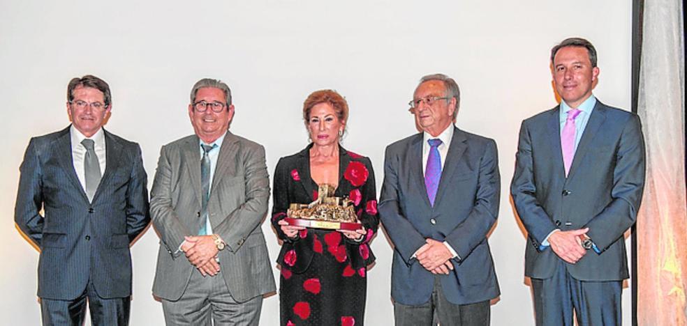 Premio a Grupo Fuertes por su aportación al sector de la agroalimentación