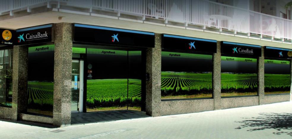 El negocio agrario de CaixaBank ya roza los 18.000 millones de euros