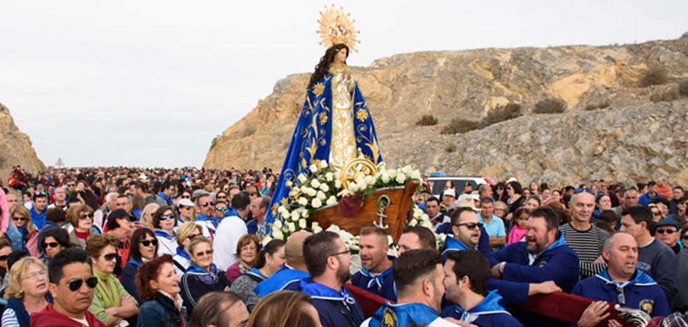 Miles de devotos acompañarán a la Virgen del Milagro a su ermita