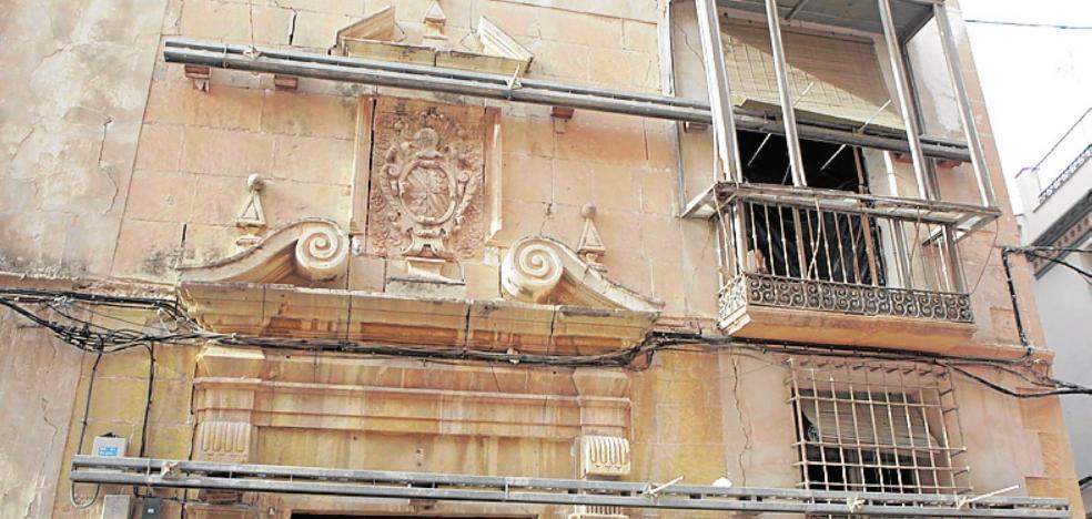 La Casa de Guevara aparece en la lista roja del patrimonio en peligro