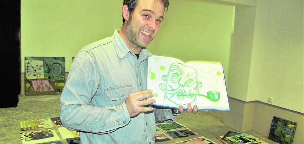 Rubén Zambudio: «No me gusta trabajar a piñón fijo»