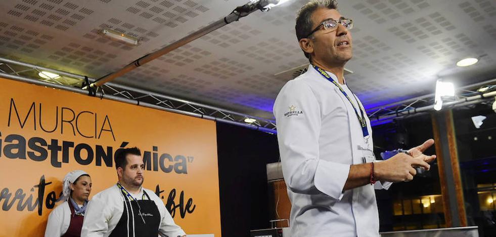 Dos estrellas Michelin rodeadas de arte y tecnología