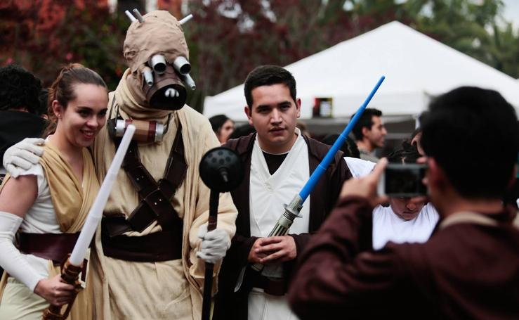 Star Wars en la Universidad