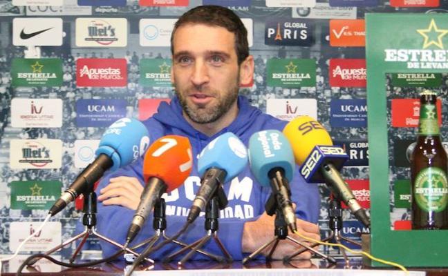 Ibon Navarro pide a su equipo que juegue «con rigor y sin hacer cosas extrañas»