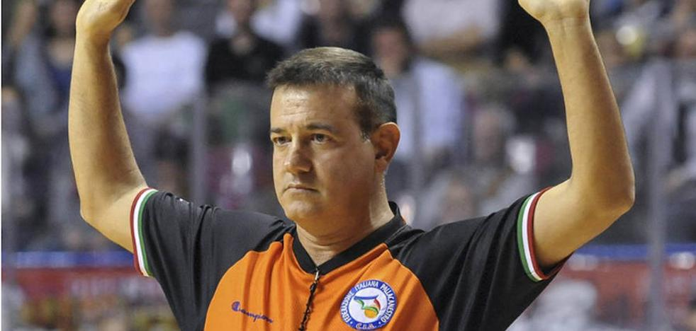 Muere en Murcia el árbitro Mattioli