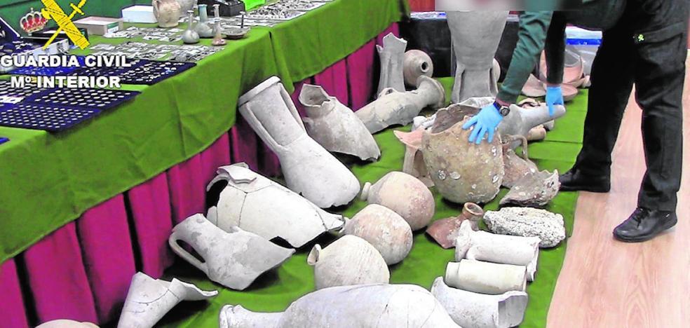 Una investigación desde Murcia permite recuperar miles de piezas arqueológicas