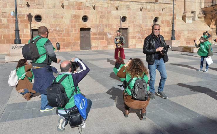 Más de 100 fotógrafos descubriendo Lorca
