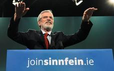 Gerry Adams anuncia que dejará la presidencia del Sinn Fein en 2018