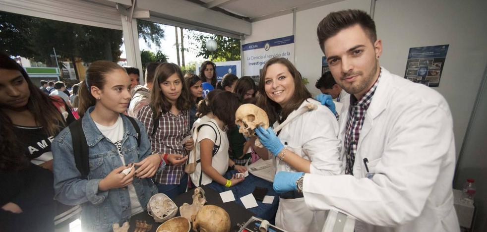 La Semana de la Ciencia logró 5.000 visitantes más que el año pasado