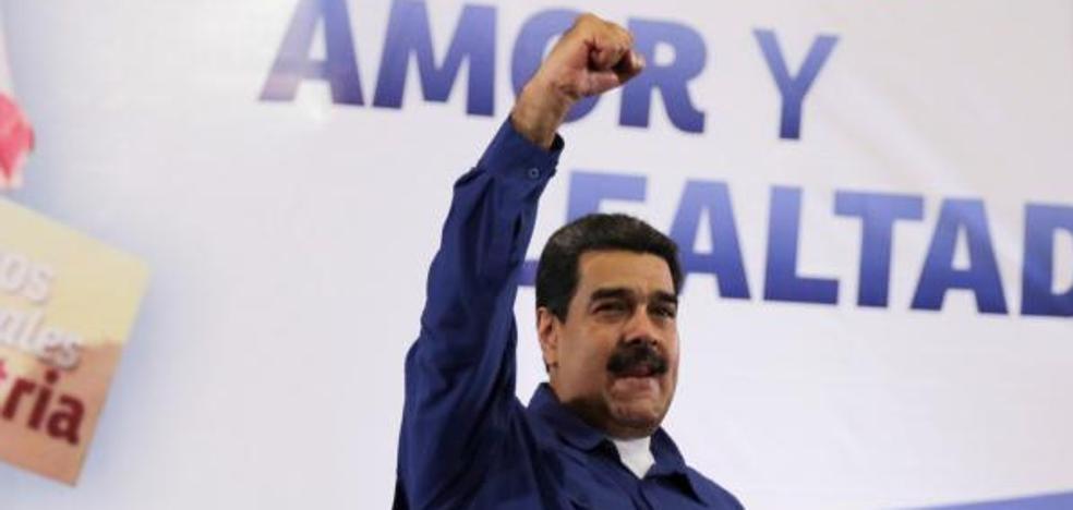 Maduro, sobre Ledezma: «Se fue a España a vivir la gran vida»