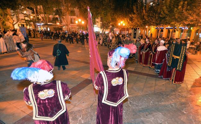 El pregonero de San Clemente se compromete a poner en marcha el museo de estas fiestas