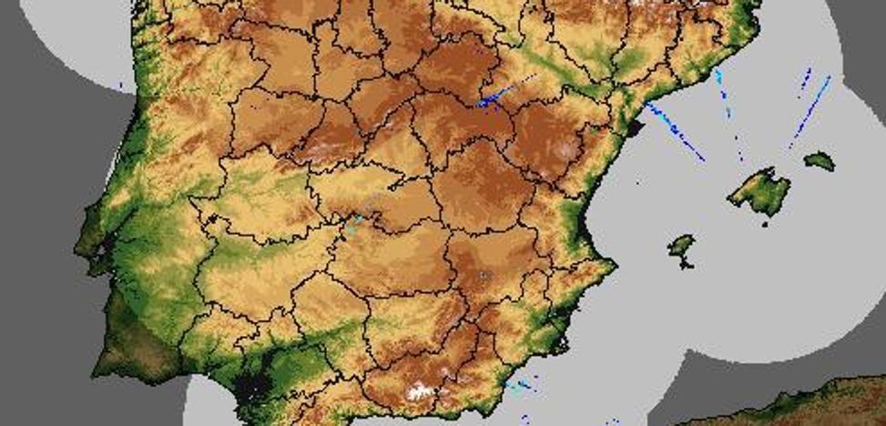 La Aemet confirma los peores pronósticos para la Región: no lloverá en todo el mes