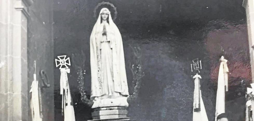 El prodigio de la remota puerta de San Patricio