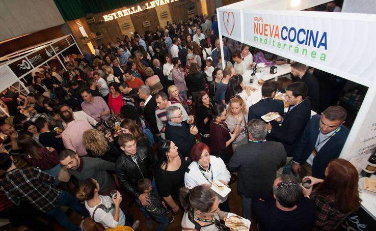 La ciudad se rinde a la sexta edición de Murcia Gastronómica