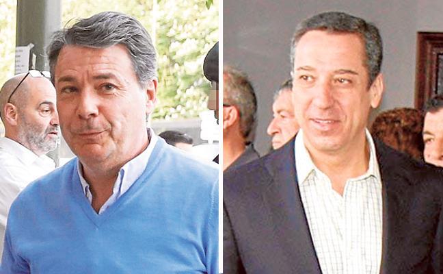 González y Zaplana intentaron hacer negocio con la 'sopa verde' del Mar Menor