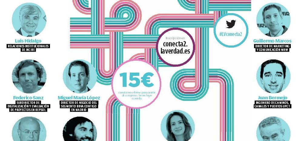 Murcia, en busca del camino hacia la economía digital