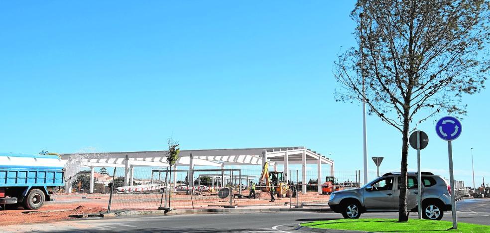 El parque comercial Pinatar se amplía con una bolera y 100 plazas de parking
