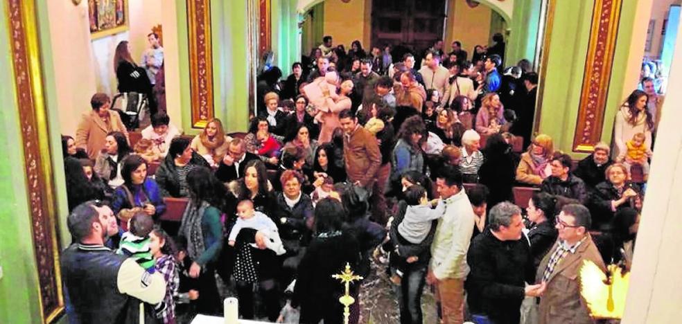 El Niño del Balate gana auge en el turismo religioso
