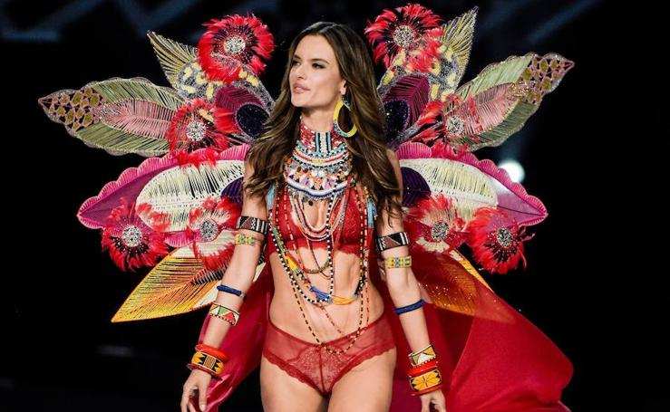 Los 'ángeles' de Victoria's Secret deslumbran en China