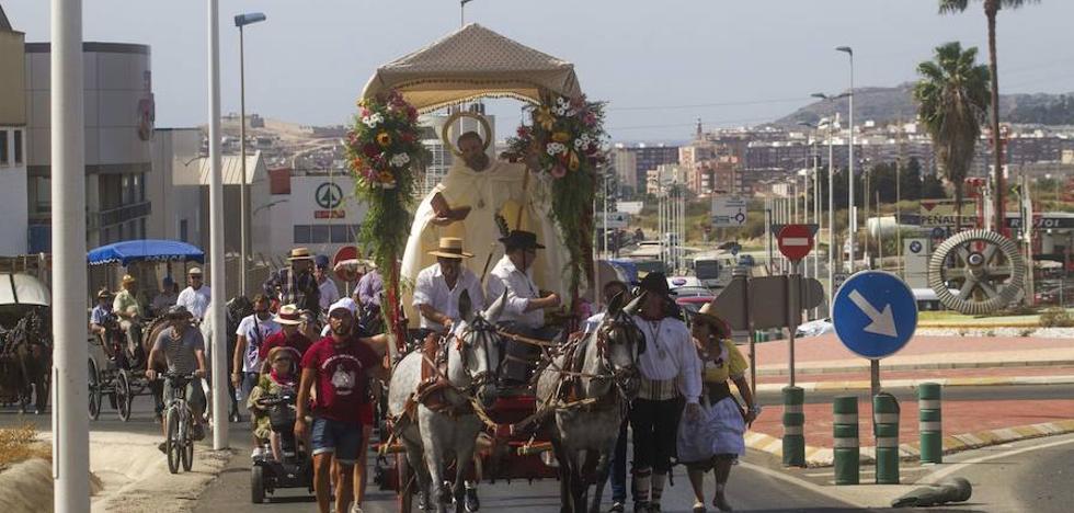 Los romeros de San Ginés organizan una peregrinación, este domingo, a Caravaca
