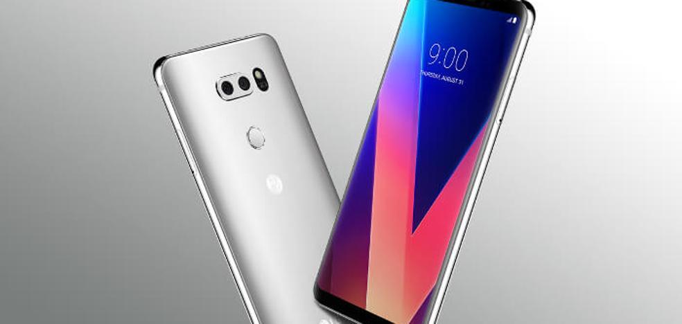 LG quiere entrar (por fin) a lo grande en el sector móvil con el nuevo V30