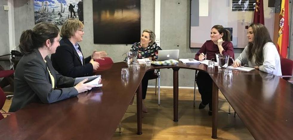 Casi 200 docentes acreditan sus competencias para impartir alemán en centros de la Región