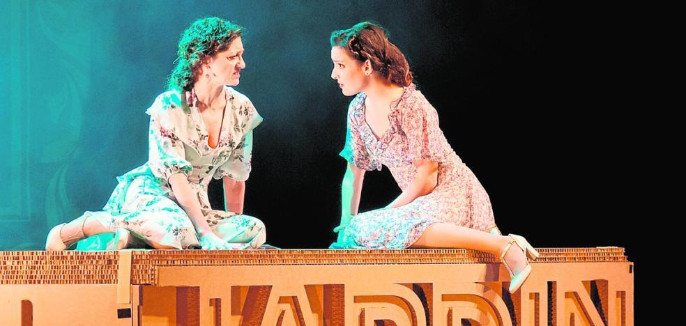Alquibla estrena el jueves en el Romea 'Los caciques', su nuevo montaje teatral