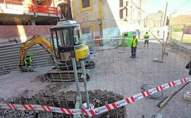 El Ayuntamiento pisa el acelerador para acabar las obras antes de final de año