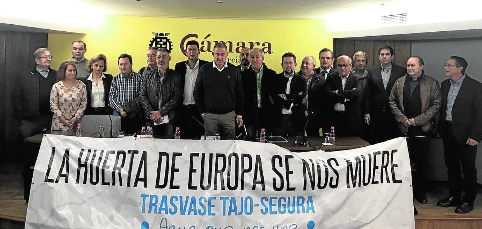 El Círculo por el Agua quiere llevar su protesta a la Puerta del Sol en enero