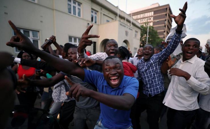 Zimbabue es una fiesta