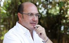 El expresidente Pedro Antonio Sánchez monta una consultoría en Puerto Lumbreras