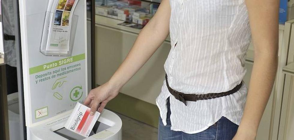 El 85% de los hogares murcianos reciclan los medicamentos